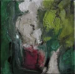 Petits formats abstraits par l'artiste peintre Frédérique Clément