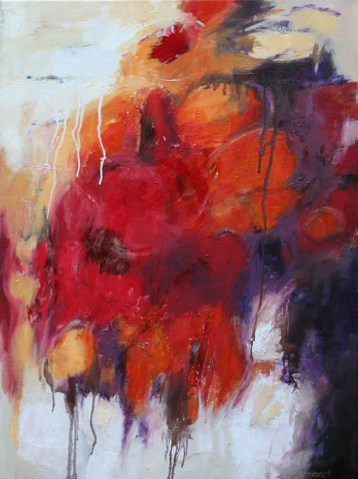 Berühmt Galerie de peinture du peintre abstrait Frédérique Clément IT61